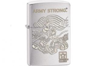 "Легендарная зажигалка Zippo 28515 ""US ARMY"""