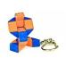 Брелок Змейка Рубика, Rubik's