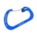 Алюминиевый карабин SlideLock #4 (blue) Nite Ize