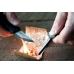 Нож Morakniv Eldris 2.0 с огнивом (черный)