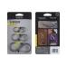 Набор алюминиевых двусторонних карабинов S-Biner SlideLock # 2 3 4 (stainless) N
