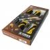Набор полукруглых ударных стамесок из 4 штук (8, 10, 16, 26 мм) SUPER 2009 Narex