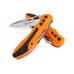 Нож G621 (оранжевый) Ganzo, КНР