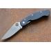 Нож складной «Боец-4» (black) Steelclaw, КНР