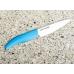 Нож Samura Fusion SF-0010 Blue керамический для чистки овощей