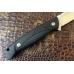 Крепкий нож «Есаул» (Black) Steelclaw
