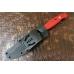 Прочный нож «Есаул» (Red-Black) Steelclaw