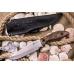Нож Flint (AUS-8, Walnut) Kizlyar Supreme, ножны