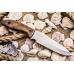Нож Flint (AUS-8, Walnut) Kizlyar Supreme