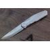 "Нож складной G3 ""Puukko"" (scandi) Real Steel, КНР"