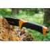 Нож Ganzo G8012 (оранжевый)