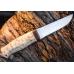 """Разделочный нож """"Ганза"""" (сталь RWL-34 Damasteel) АИР"""