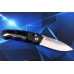 Нож G718 (черный) Ganzo