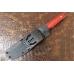 Красивый нож «Гроза» (Red-Black) Steelclaw