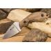 Нож Hammy (AUS-8, Walnut) Kizlyar Supreme