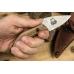 Практичный нож Hammy (AUS-8, Walnut) Kizlyar Supreme
