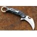 Нож «Керамбит» (black-B) Steelclaw