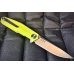 Нож складной Real Steel G3 Puukko Light (fruit green)