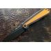 Нож складной Real Steel T109 Flying Shark (оранжевый)