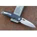 Нож складной «Шершень-1» (black) Reptilian