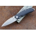 Нож складной «Шершень-2» (black) Reptilian, КНР