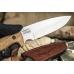 Нож Shark (AUS-8, Walnut) Kizlyar Supreme, клинок