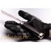 Нож «Швед» (сталь K110) Лебежь в ладони