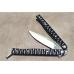 Нож складной «Бабочка» Steelclaw