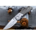 Нож складной Böker Plus Bullpup, Германия