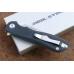"Нож E801 ""Megalodon"" (black) Real Steel, клипса"