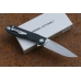 "Нож E801 ""Megalodon"" (black) Real Steel, КНР"