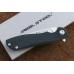 "Нож E801 ""Megalodon"" (black) Real Steel, сложен"