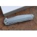 """Нож складной G3 """"Puukko"""" (duplex) Real Steel, в сложенном виде"""