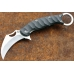 Нож складной «Керамбит» (black-B) Steelclaw