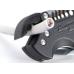 Нож складной Kilowatt SOG в работе с проводом