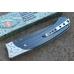 """Складной нож """"Пчак-1"""" (blue) Reptilian, сложен"""