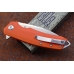 Нож «Шершень-3» (orange) Reptilian