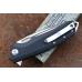 Нож «Шершень-2» (black) Reptilian, КНР