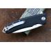 Нож «Шершень-3» (black) Reptilian