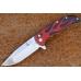Нож складной «Сквад» (red - black) Steelclaw