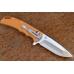 Нож Steelclaw «Сквад» (orange)