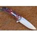 Нож Steelclaw «Сквад» (red - black)