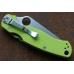 Нож складной «Боец-3» (green) Steelclaw