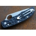 Нож складной «Голем» (black) Steelclaw