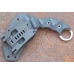 Нож керамбит «Гриф» Steelclaw в ножнах