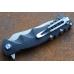 Нож складной «Шакс» (black) Steelclaw