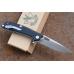 Нож «T03F» (black) Steelclaw, КНР