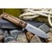 Нож Sturm (AUS-8, Walnut) Kizlyar Supreme