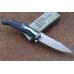 Нож «Вояж-3» (black) Reptilian, КНР