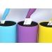 Подставка для ножей PWBS-15-D-BLU Hatamoto Color